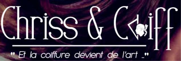 Logo criss and coiff